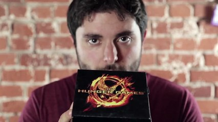 The Hunger Games BluRay Unboxing - Special Best Buy Exclusive **Parody**