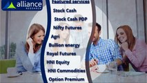 Stock Advisory - Alliance research,intraday stock tips,free stock cash tips,stock trading tips,Best Commodity Trading Ti