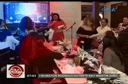 24Oras: Ilang Kapuso étoiles, nagpasaya sa fête de Noël ng Kapuso blogueurs