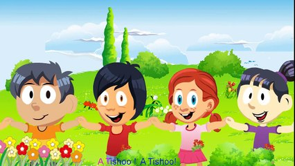Ringa Ringa Roses Nursery Rhymes for Children - 3D Animation Rhymes for Babies