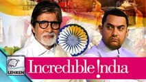 Aamir Khan REPLACED By Amitabh Bachchan In 'Incredible India' Campaign