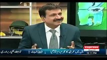 Imran Khan Is Our Hero - Najam Sethi First Time Praising Imran Khan