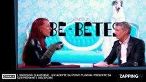 L'émission d'Antoine : Un adepte du pony playing présente son hallucinante discipline (vidéo)