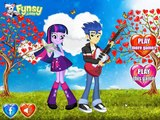 Game Equestria Girls - Twilight Kisses and flash - Love Sweet Kisses New Baby games