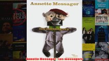 Annette Messager  Les messagers