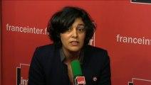 """Myriam El Khomri : """"Il ne faut pas voir de concurrence entre ce que porte Emmanuel Macron et ce que je porte"""""""
