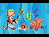 Bob the Builder ABC Song - Alphabet Songs for children - ABCD Nursery Rhymes for Toddlers