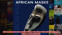 African Masks From the BarbierMueller Collection African Asian  Oceanic Art