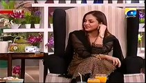 Nadia Khan Show - Check out the Hilarious Reaction of Sheikh Rasheed on Reema Khan's Photo