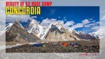 Beauty Of K2 BAse Camp, Concordia