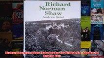 Richard Norman Shaw Yale Center for British Art Studies in British Art