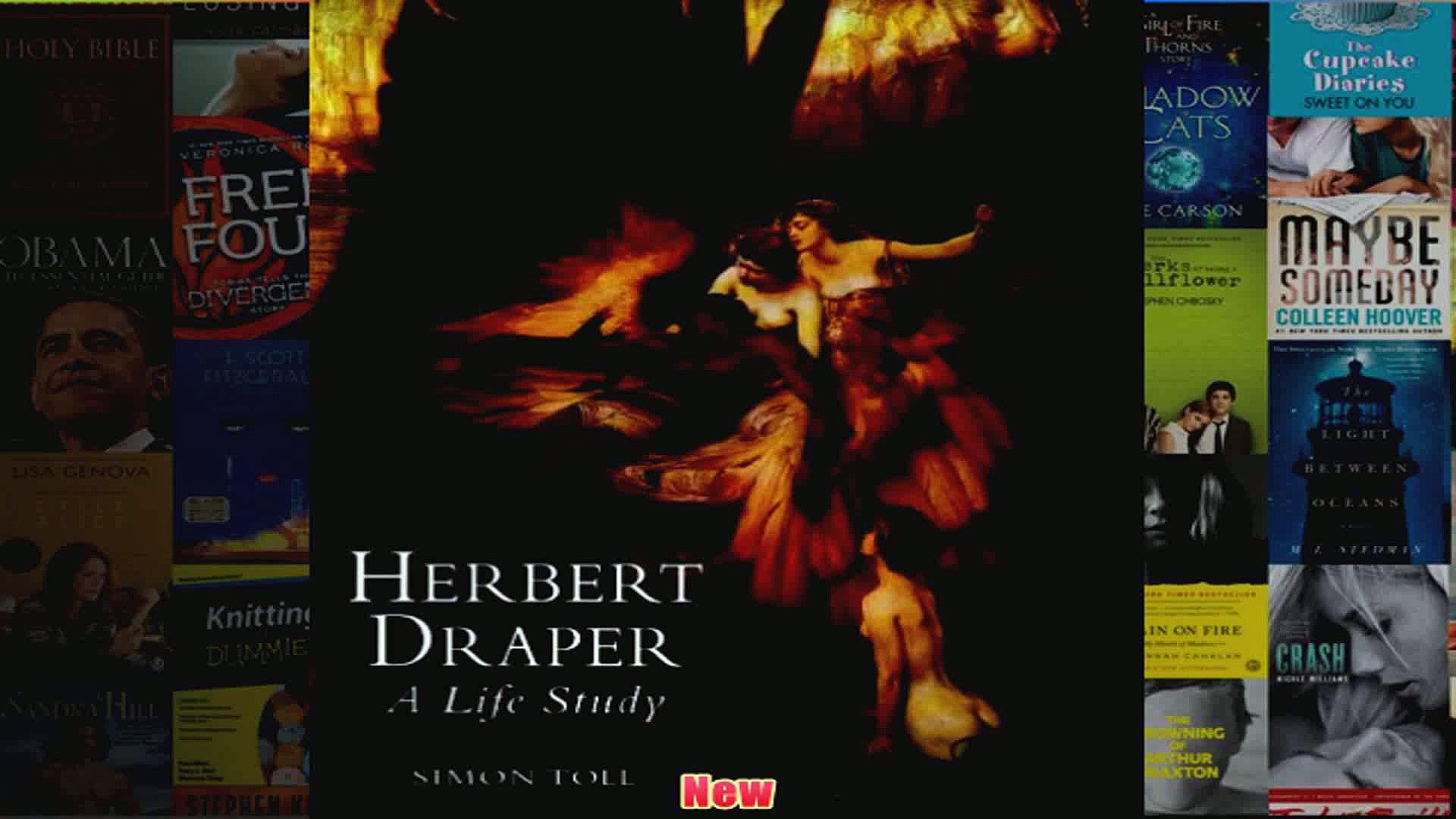 Herbert Draper A Life Study