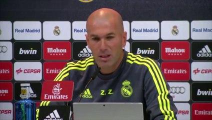 """Zidane sur Ronaldo : """"tant que je serai là, il ne partira pas"""""""