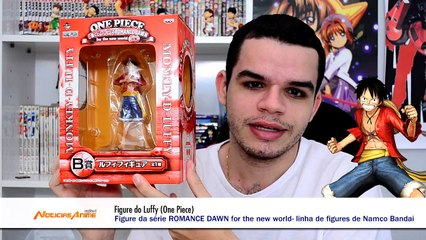 Figure Luffy Romance Dawn Bandai - Review
