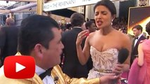 Priyanka Chopra CAUGHT Drinking Tequila Shots At OSCARS