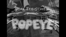 Popeye The Sailor 004 I Eats My Spinach [SHORT INTRO] (October 17, 1933)