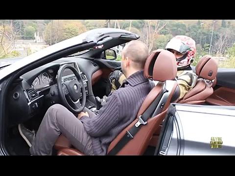 BMW S1000RRYE KARŞI BMW 640i CABRIO