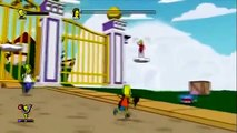 The Simpsons Full Episode 2014 The Simpsons Family Guy Crossover Comic Con Game