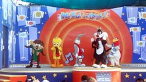 Christmas Looney Toons Tunes Jingle Bells Bunny Sylvester LIVE!