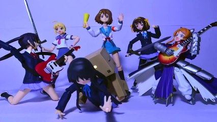 Harlem Shake FIGMA and DANBOARD (Anime Ver.)