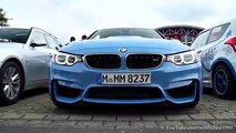 BMW M4 F82 Exhaust sound - Start Up, Revs and Acceleration 2016