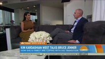 Kim Kardashian -- The Kardashians Are Behind Bruce Jenner 100%