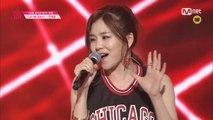 [직캠]일대일아이컨택ㅣ안예슬 - EXO ♬CALL ME BABY @포지션 평가(VOCAL)