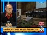 Ilie Serbanescu despre ministrul Pruna si MISIUNEA EXTERNA A GUVERNULUI CIOLOS
