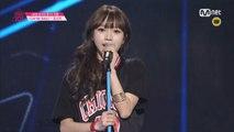 [직캠]일대일아이컨택ㅣ김소희 - EXO ♬CALL ME BABY @포지션 평가(VOCAL)