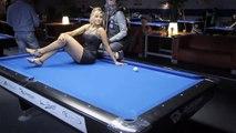 Venom Trickshots II İ: Sexy Pool Trick Shots in Germany (HD)
