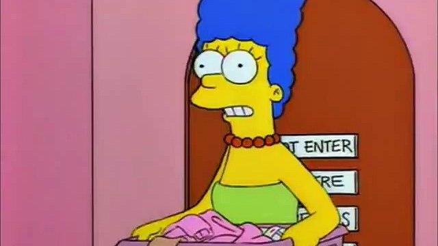 The Simpsons - Homer Simpson - I'm not going to lie to you