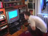 AVGN vs. Bugs Bunny (birthday blowout and crazy castle)