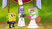 Spongebob and Sandy- Everytime we touch