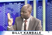 BILLY KAMBALE : Si KAMERHE était président on peut organiser les élections en 4 mois