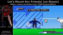 """""""Lets Mount Our Friends!"""" Lets Play Mount Your Friends Part 1"""