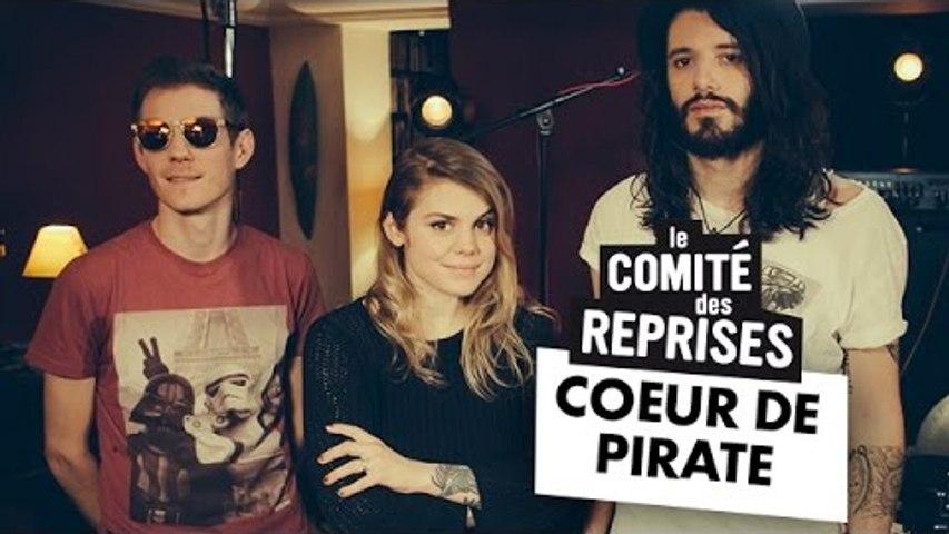 """Coeur De Pirate """"Oublie-moi"""" cover - Comité Des Reprises - PV Nova et Waxx"""