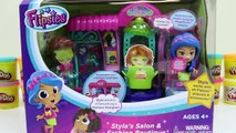 Flipsies Stylas Salon & Fashion Boutique Playset + Jazz & Her Drum Set by VTech Toys!