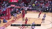 New Orleans Pelicans vs Houston Rockets - Highlights - March 2, 2016 - NBA 2015-16 Season