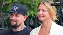Cameron Diaz Gets Married To Benji Madden!