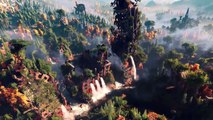 Horizon Zero Dawn Gameplay Walkthrough - Full Campaign Demo E3 2015 (PS4 Exclusive)