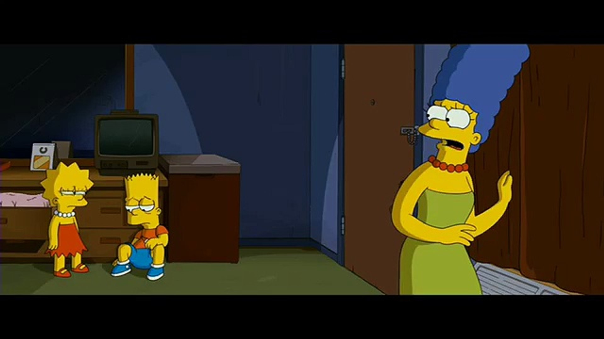 Bart Simpson Drinking Whisky The Simpsons Video Dailymotion
