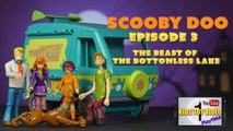Scooby Doo Toys Friends and Foes The Beast from the Bottomless Lake Episode 3
