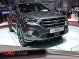 Ford Kuga en direct du salon de Genève 2016