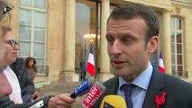 """Loi Travail - E. Macron : """"Il y a un malentendu, des incompréhensions"""""""
