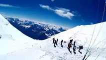 Elbrus 2015 paragliding