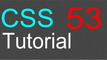 CSS Tutorial for Beginners - 53 - nth child Selector - Selectors Part 6