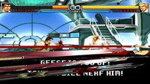 The King of Fighters 2002 Unlimited Match: Takuma 100% Combo