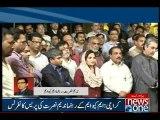 Nadeem Nusrat Press conference against Mustafa Kamal presser