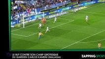 L'horrible but contre son camp du gardien Carlos Kameni (vidéo)