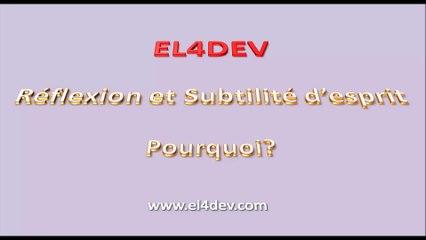 Le monde social et solidaire - EL4DEV - Réflexion et Subtilité d'esprit